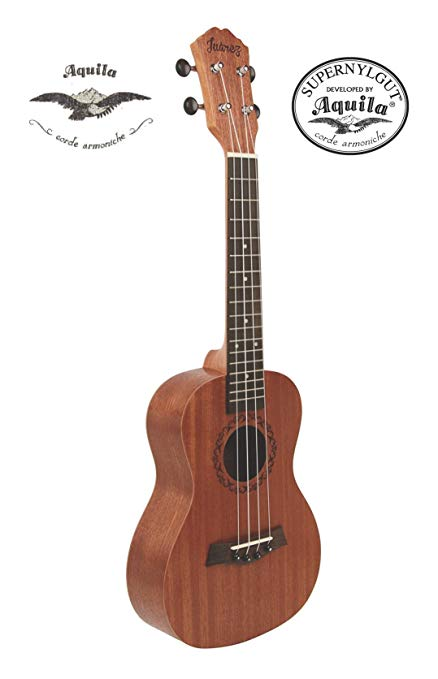 Juarez JRZ23UKNA 23 Soprano Ukulele Kit - 7 Best Ukulele for Beginners & Experts India - Buying Guide (2020)
