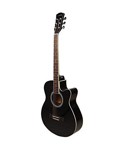 Kadence Frontier Series Semi Acoustic Guitar