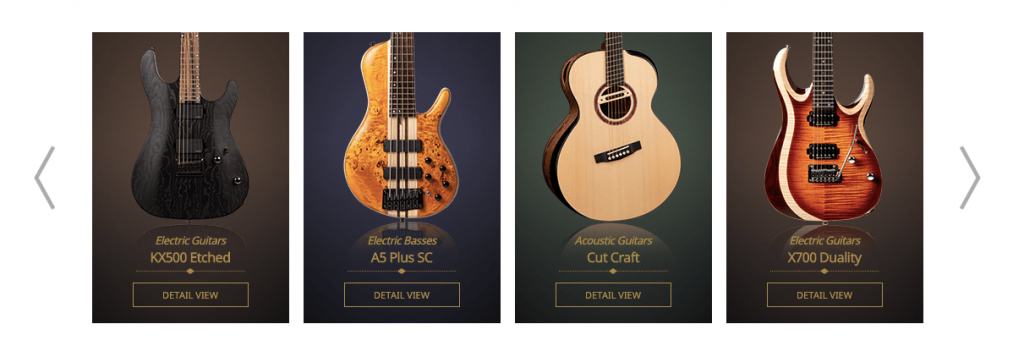Cort Guitars International 1024x357 - Top 5 Best Guitar Brands in India - Which is the Best? (2020)