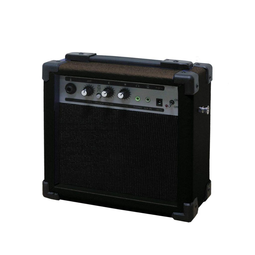 RockJam 10 Watt Amp 1024x1024 - 10 Best Electric Guitars in India (2020)