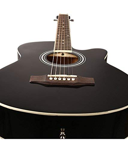 Kadence Frontier Series Black 1 - 7 Best Acoustic Guitar in India - Beginners & Experts Price (2020)