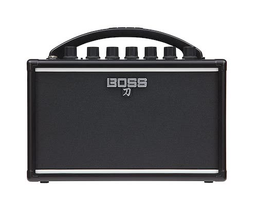 BOSS Katana Mini Guitar Amplifier - 9 Best Guitar Amplifiers in India (2020)