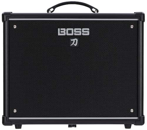 Boss Katana 50 Watt Amp - 9 Best Guitar Amplifiers in India (2020)