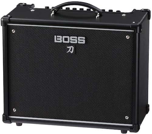 Boss Katana 50 Watts Amp - 9 Best Guitar Amplifiers in India (2020)