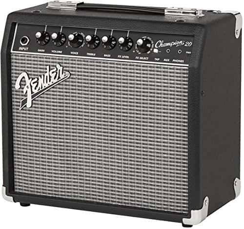 Fender Champion 20 Watts - 9 Best Guitar Amplifiers in India (2020)