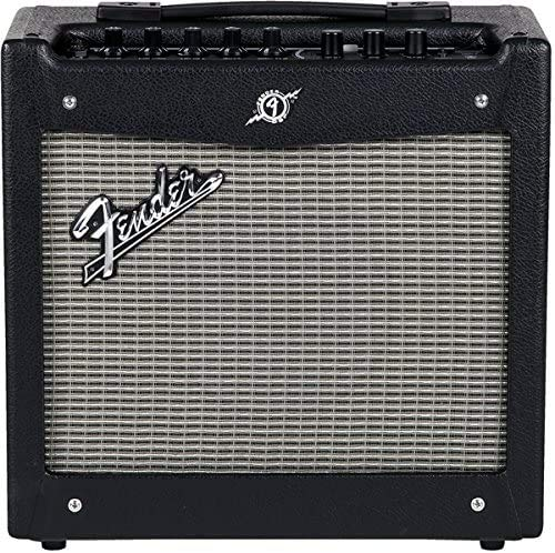 Fender Mustang 20W Guitar Amp - 9 Best Guitar Amplifiers in India (2020)