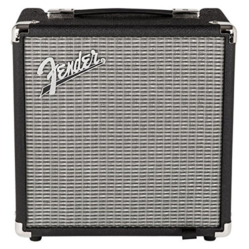 Fender Rumble 15 Guitar Amp - 9 Best Guitar Amplifiers in India (2020)