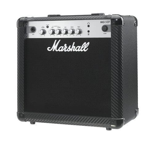 Marshall MG15CF Guitar Amp - 9 Best Guitar Amplifiers in India (2020)