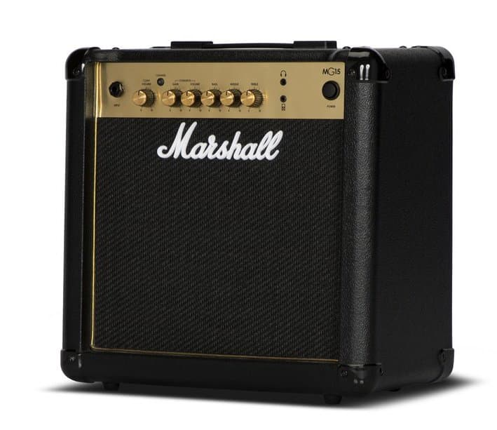 Marshall MG4 Gold Series 15 Watt - 9 Best Guitar Amplifiers in India (2020)