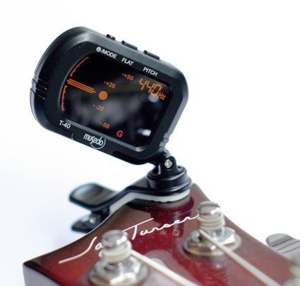 Pandawill Musedo Guitar Tuner - 8 Best Guitar Tuner in India (2020)