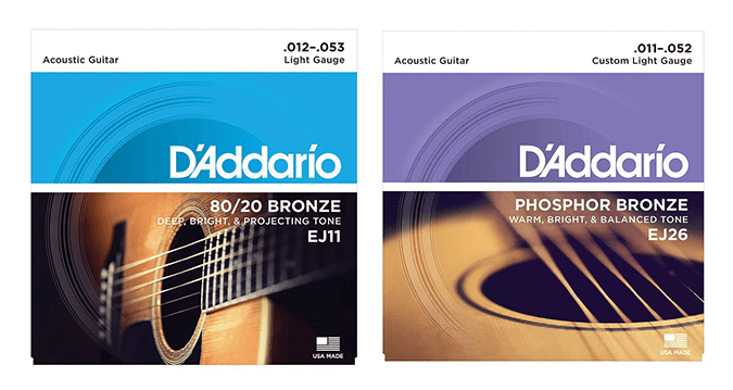 DAddario Guitar Strings Material - Best Acoustic & Electric - Guitar Strings Price & Buy Guide (2021)