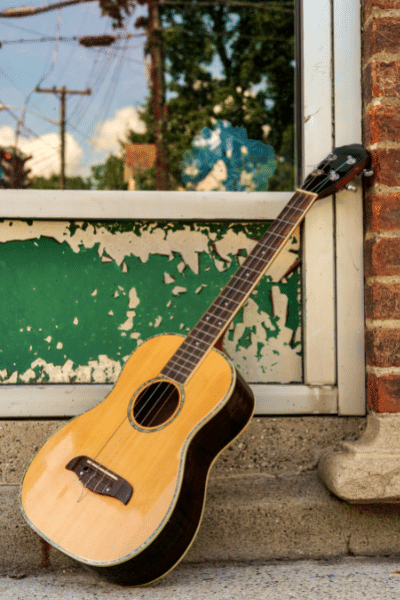 Baritone Ukulele - 7 Different Types of Guitar: Know These Before Buying One!
