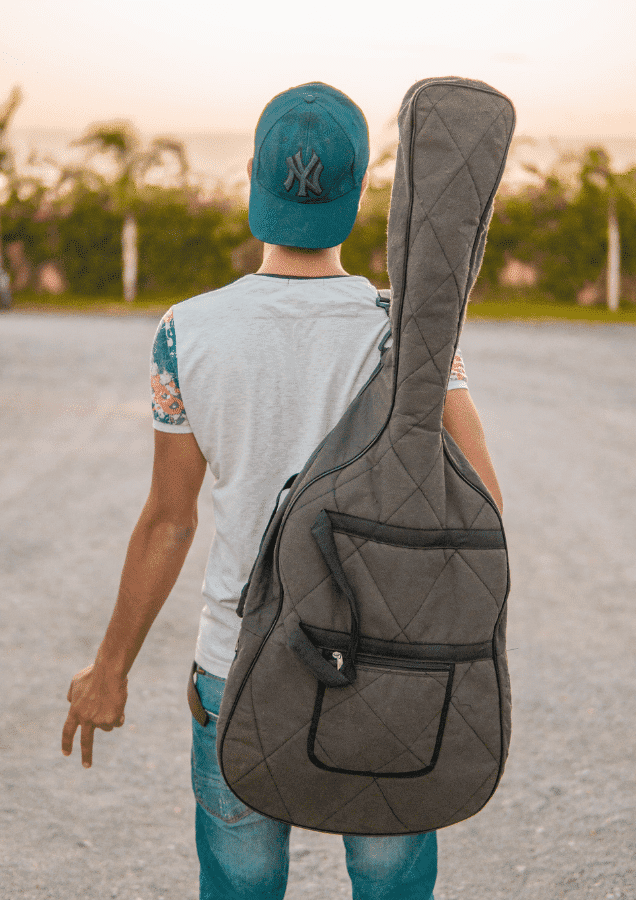 Guitar Bag Accessories - Guitar Accessories for Beginners/Experts