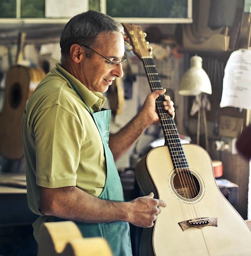 Manufacturing Cheapest Guitar in India - The Cheapest Guitar in India (2021) - Really Worth It?