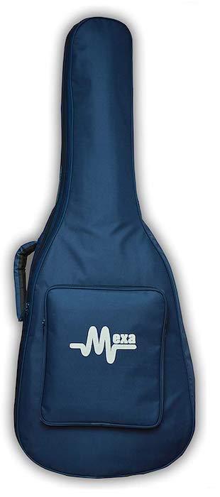 Mexa Acoustic Guitar Bag - 8 Best Guitar Bags in India - Buying Guide!
