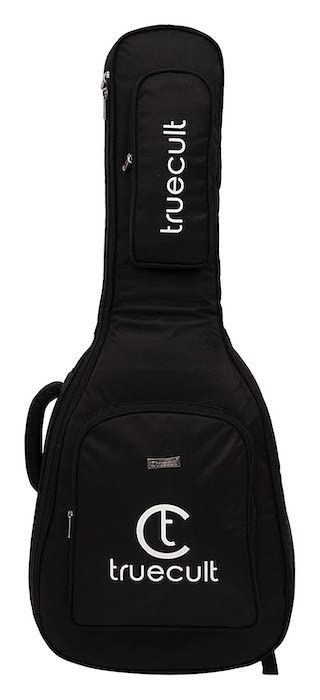 True Cult Acoustic Guitar Bag - 8 Best Guitar Bags in India - Buying Guide!