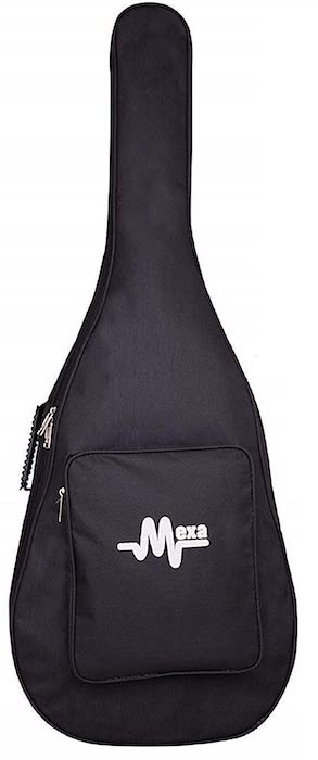 xtag Mexa Acoustic Guitar Cover Bag - 8 Best Guitar Bags in India - Buying Guide!